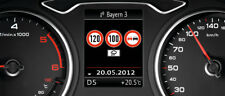 Genuine Audi Traffic Sign Recognition Activation Document A4 A5 A6 A7 Q5 Q7 TT