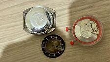 Vintage Enicar Star Alarm Watch Project Ref: 508-01-01 Swiss Men's Watch