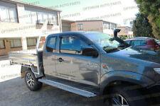 Premium Weather Shield Visor weathershield to suit Toyota Hilux Extra Cab 05-14