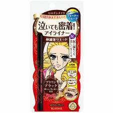 Isehan Japan Kiss Me Heroine Make Smooth Liquid Eyeliner N [03 Brown Black]
