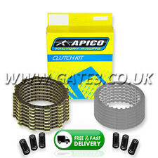 HONDA CR250 1994-2007 Quality Apico Replacement Clutch Plate & Spring Kit