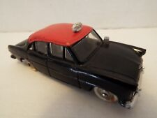 Vintage Dinky Toys Simca Ariane Black/Red Taxi 1960's France