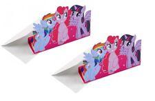 Einladungskarten 8-er My Little Pony  Einladung Packung  Kindergeburtstag