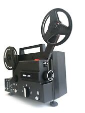 SUPERB Duo 300 Super 8mm SOUND Cine Projector SERVICED GUARANTEED Working Boxed