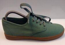 Emerica  Mens Laced Green Skate Board Shoe Sz 7
