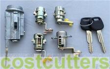 Toyota Hiace RH103, RH113 & RH125 - Ignition Barrel & Door Lock Set (Each)