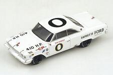 Spark Models 1:43 S3601 - 1963 Ford Galaxy, Daytona 500, D. Gurney