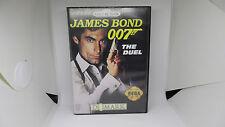 James Bond 007: The Duel (Sega Genesis, 1993) Complete