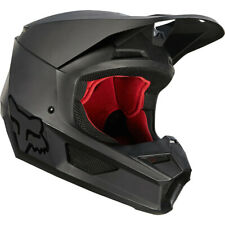 Fox Racing MX 2021 V1 Matte Black MIPS Motocross Off Road Helmet