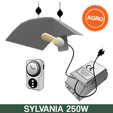 Kit Basic Box + Sylvania Grolux 250W AGRO