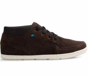 BOXFRESH Cluff LTHR AM leather Echtleder Herrenschuhe braun Sneaker NEU E15515