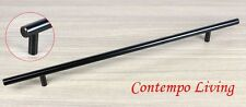 "18"" Solid Kitchen Cabinet Bar Pull Handle With Oil Rubbed Bronze Finish ORB"