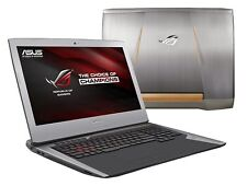 "ASUS ROG G752VY-GC480T 17.3"" Gaming Laptop, i7-6700HQ 16GB 512GB GTX980M 4GB, +"