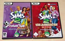 SIMS 2 - FREIZEIT SPAß & VIER JAHRESZEITEN - ERWEITERUNGSPACK - PC