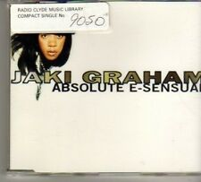 (BO455) Jaki Graham, Absolute E-Sensual - 1995 CD
