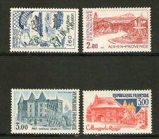 SERIE TIMBRES 2193-2196 NEUF XX LUXE - SERIE TOURISTIQUE DE 1982