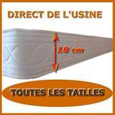 MATELAS 18 CM. latex 80x200,90x190,140x190,140x200,150x190,160x200,180x200