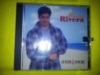 JERRY RIVERA - LO NUEVO & LO MEJOR. CD.
