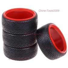 4P 1/10 Scale RC On-road Car 26MM Double Drift Tyre For HPI HSP Tires 5008