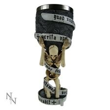 Gothic Skeleton The Truth Goblet Goblet B0174A3