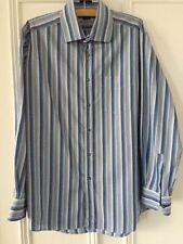 Paul Smith Cotton Long Single Cuff Formal Shirts for Men
