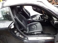 Porsche 997 Gen 2 Black Edition Interior   997 Black Interior    997 Black Seats