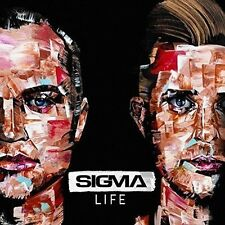 Life by Sigma (UK) (CD, Dec-2015, Universal Music TV (UK))