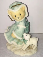 1999 Cherished Teddies FELICIA Joy To The World 533890 Christmas LIMITED RETIRED