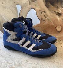 Vintage Adidas Nitro Wrestling Shoes 97 100% AUTHENTIC US 7.5 045360