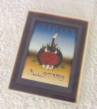 Avalon All-Stars - Unused Backstage Pass