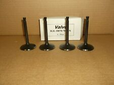 4 Intake Valves for 1970 to 1985 Harley Davidson Sportsters
