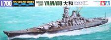 Tamiya 1/700 Yamato Japanese Battleship # 31113##