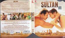 Sultan (Hindi DVD) (2016) (English, Arabic, French Subtitles) (Original DVD)