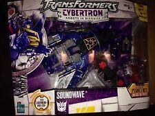 Transformers CYBERTRON Soundwave Hasbro 2006 SEALED New Laserbeak G1 Deco