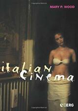 Italian Cinema, Wood, Mary P., Good Condition Book, ISBN 9781845201623