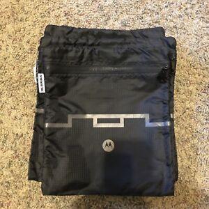lot of 10 Motorola x Sol Republic waterproof bag 10x9 Inches