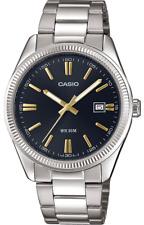 Reloj Analogico CASIO MTP-1302PD-1A2 - Correa De Acero - Dia Del Mes - 50 BAR