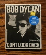 Bob Dylan Blu-Ray Don't Look Back Documentary Special Edition New D A Pennebaker