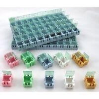 Box componibile per componenti SMD - 20 pezzi