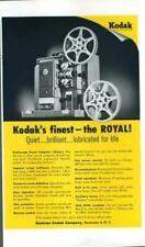 Kodak's finest The Royal- advert 1954