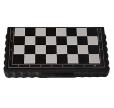 Magnetic Folding Board Travel Portable Tournament Chess Set Kids Gift Toy
