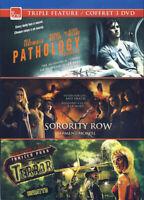 Pathology / Sorority Row / Trailer Park Of Ter New DVD