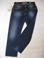 TAKE TWO New Kanjiro Damen Blue Jeans W31/L32 low waist regular fit straight