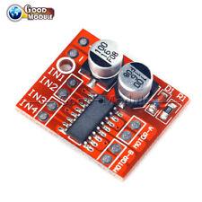 1.5A Dual Channel DC Motor Driver Module PWM Speed Dual H-Bridge Stepper L298N G