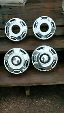 1980's and 1990's   Ford f 150   Truck  & Bronco 4x4  dog dish hubcaps