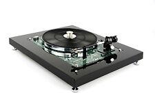Restaurierter Thorens TD 145 MKII Plattenspieler Turntable in Marmor Optik