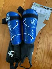 1Set New -with tags detached- Brine Triumph N2 Soccer Sports Shin Guards Size Sm