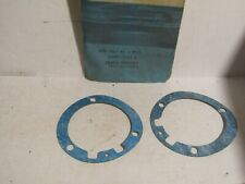 75 MERCURY CAPRI TRANSMISSION GASKETS NOS (2)