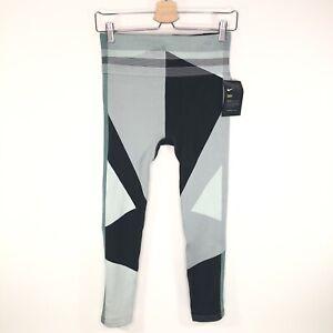 Nike Dri For Sculpt Lux Icon Clash 7/8 Seamless Leggings CJ4135-097 Women's L