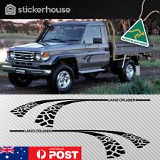 Toyota Landcruiser RV Tyre Decal Sticker Kit SUIT Land Cruiser Off Road
